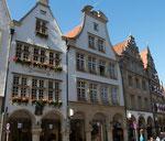 Häuser am Prinzipalmarkt