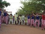 Bamako 2010 - Spectacle Madan - Troupe du District de Bamako
