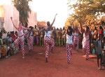 Spectacle Madan - Troupe du District de Bamako