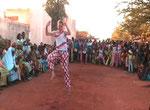 Spectacle Dunumba - Troupe du District de Bamako