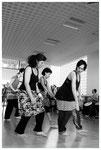 Workshop Nancy et Bal Afro - © Latifa Messaoudi