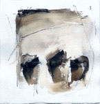 acuarela y tinta china s/papel Arches. 2008.
