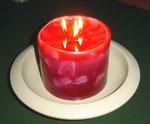 3-Docht-Kerzen (nicht mehr im Programm)