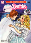 Barbie Coloring Books Khateerah Collection