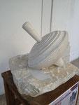 trottola, pietra di Padula, Certosa di Padula