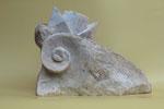 odyssea, marmi Carrara, Collezione Privata