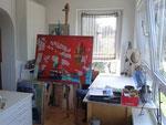 Atelier bis September 2014