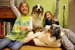 Lana - die Schwester und Hundenanny :)