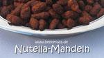 gebrannte Nutella-Mandeln