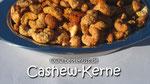gebrannte Cashew-Kerne