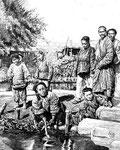 Habitants de Kouria