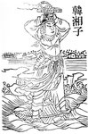 L'Immortel Han Siang Tse