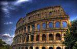 Coliseo Romano .- Roma -.