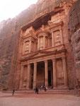 Ciudad de Petra .- Jordania -.