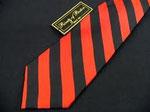 Stripped tie