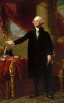 George Washington .- 22 de febrero de 1732 — † 14 de diciembre de 1799 -.