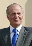 Juan Carlos I .- Actual Rei d'Espanya -.