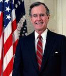 George Herbert Walker Bush .- 12 de junio de 1924 - ...