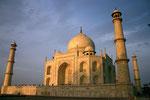 Taj Mahal .- India -.
