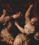 Tizian,Tarquin und Lukrezia, 1570;  Wien Akademie