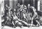 Georg Pencz (1500-1550) Tod der Lukrezia 1546