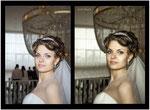 примеры ретуши портретов
