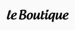 логотип компании Le boutique