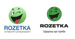 логотип компании rozetka