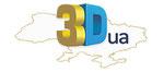 логотип компании 3D ua