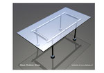 Dining Table IRD Glass 1