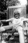 Im Stuhl von Franzerl 1969
