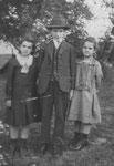 Meine Mutter, Annerl und Cilli 1932