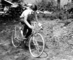 Mit Rennrad 1968