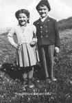 Mitzerl und Franzerl 1952