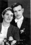 Hochzeit der Eltern Silvester 1946