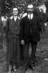 Zagl-Vater mit seiner zweiten Frau Cäzilia Leitl 1932