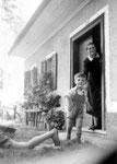 Zagl-Mutter und ich 1957