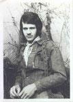 Erich, fast erwachsen 1971