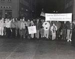Demo in Neubrandenburg, 4.11.1989, © Hans-Jürgen Schulz