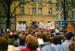 © G.H., www.wir-waren-so-frei.de / am 4.11.1989 in Potsdam