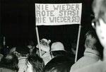 © Merit Schambach, www.wir-waren-so-frei.de / Demo in Leipzig