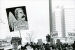 © Merit Schambach, www.wir-waren-so-frei.de / Demo Berlin Alexanderplatz, 19.11.1989