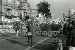 © Peter R. Asche, www.wir-waren-so-frei.de / Demo Berlin Alexanderplatz 4.11.1989