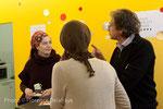 Café éphémère organisé par l'association Pas si loin