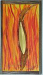 Feuer und Flamme Malkarton 2011