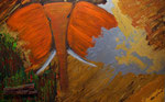 Afrika 2 / 2016 Acryl auf Leinwand Fr. 250.00