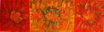 Goldener Herbst 2011 Acryl auf Leinwand (verkauft)