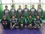 12.PROUDIA FUTSAL CLUB (ベルファ宇治フットサルコート代表)