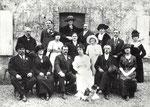 Sens, 28 février 1920 - Célestin Duvernet et Yvonne Voilliard