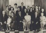 Antony, 21 juillet 1962 - Jean-Pierre Corporon et Anny Le Clercq